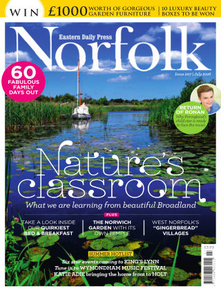 Norfolk Magazine July 2016