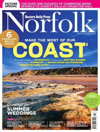 Norfolk Magazine August 2016