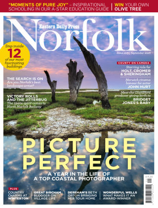 Norfolk Magazine September 2016