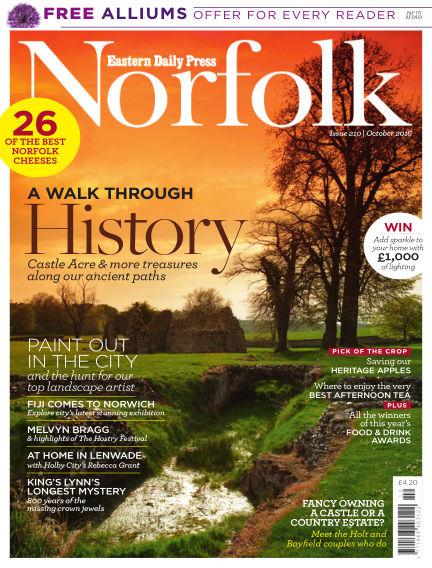 Norfolk Magazine September 28, 2016 00:00