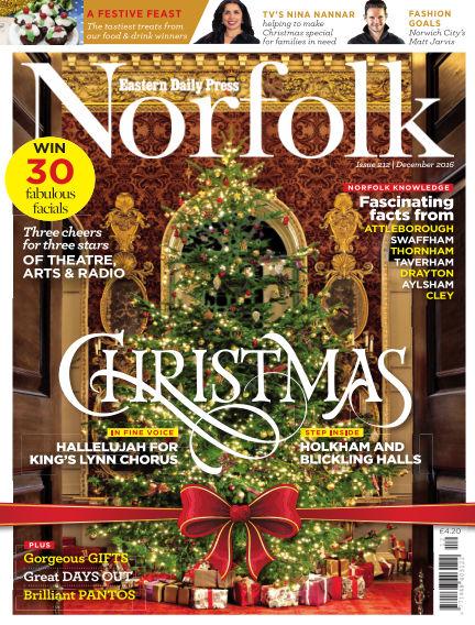 Norfolk Magazine November 23, 2016 00:00