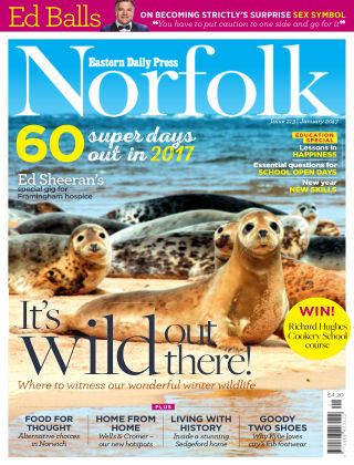Norfolk Magazine January 2017