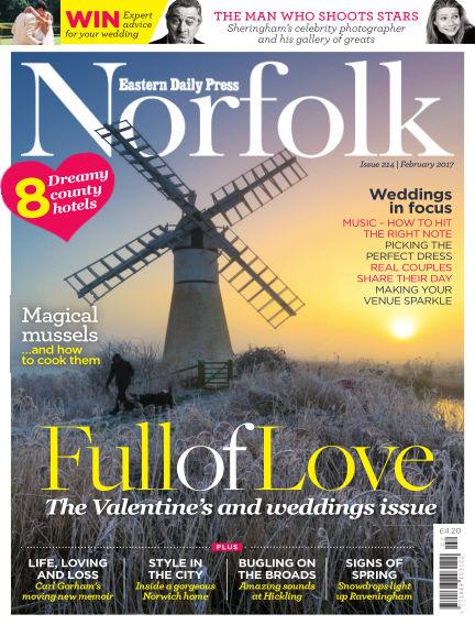 Norfolk Magazine January 25, 2017 00:00
