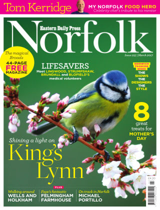Norfolk Magazine March 2017