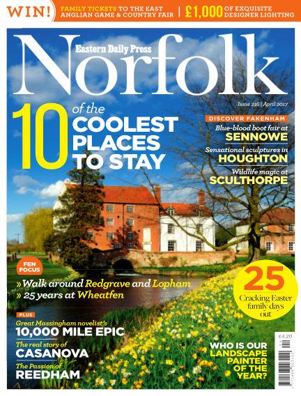 Norfolk Magazine March 22, 2017 00:00