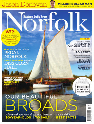 Norfolk Magazine May 2017