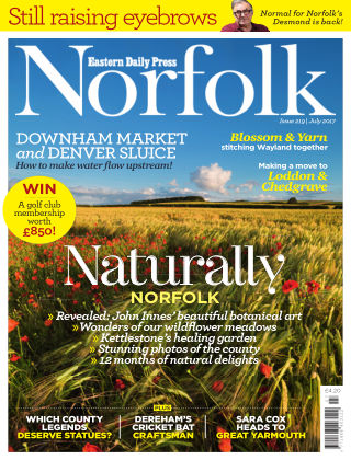 Norfolk Magazine July 2017