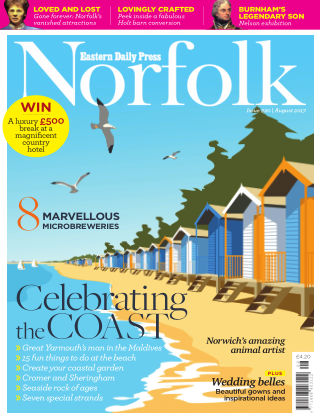 Norfolk Magazine August 2017