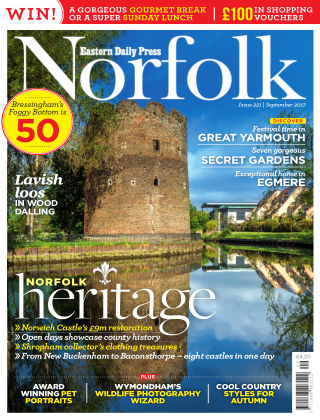 Norfolk Magazine September 2017