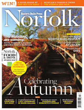 Norfolk Magazine October 2017