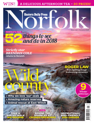 Norfolk Magazine January 2018