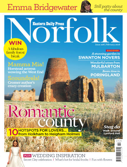 Norfolk Magazine January 24, 2018 00:00