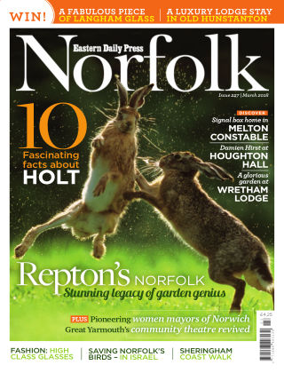 Norfolk Magazine March 2018