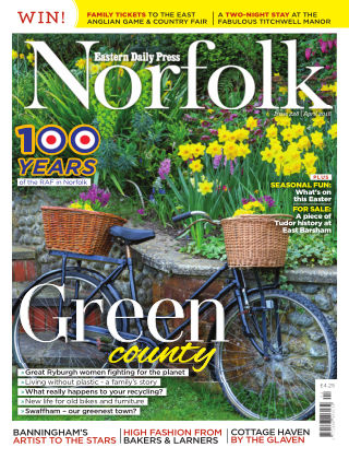 Norfolk Magazine April 2018
