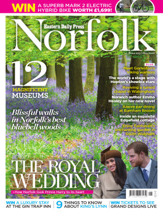 Norfolk Magazine May 2018