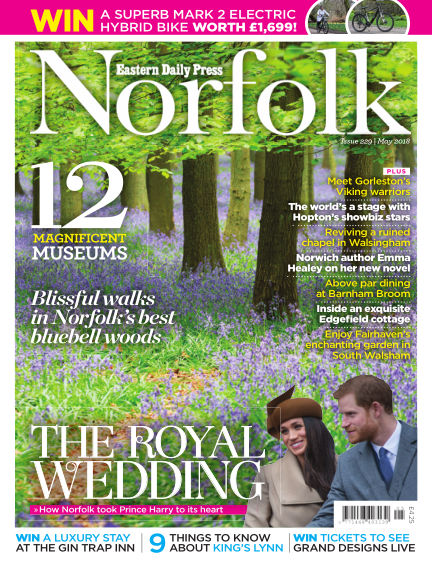 Norfolk Magazine April 25, 2018 00:00