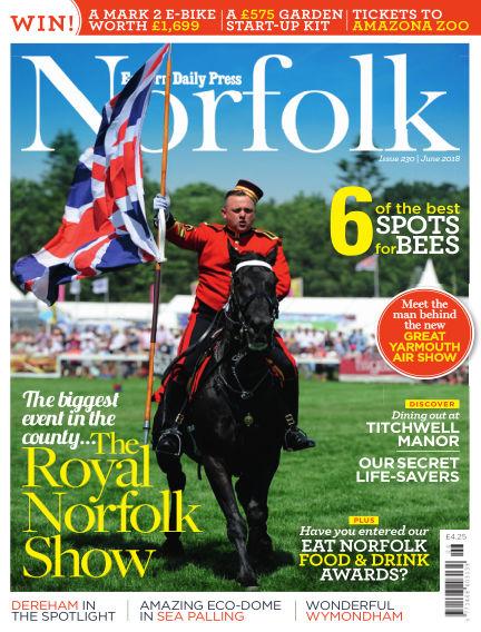 Norfolk Magazine May 23, 2018 00:00