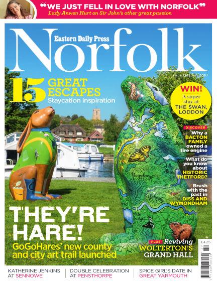 Norfolk Magazine June 27, 2018 00:00