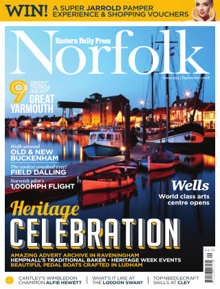 Norfolk Magazine September 2018