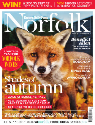 Norfolk Magazine October 2018