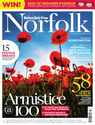 Norfolk Magazine November 2018