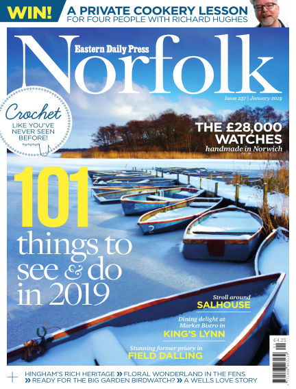 Norfolk Magazine December 19, 2018 00:00