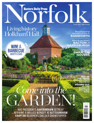 Norfolk Magazine April 2019
