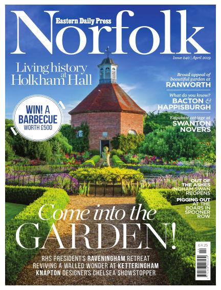 Norfolk Magazine March 20, 2019 00:00