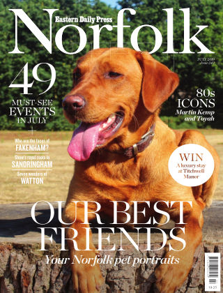 Norfolk Magazine July 2019