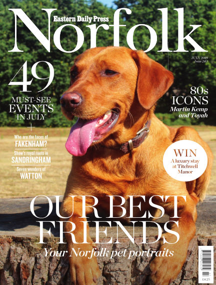 Norfolk Magazine June 26, 2019 00:00