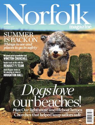Norfolk Magazine August 2020