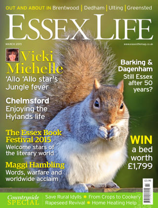 Essex Life March 2015