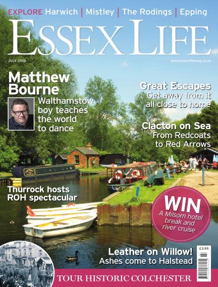 Essex Life June 12, 2015 00:00