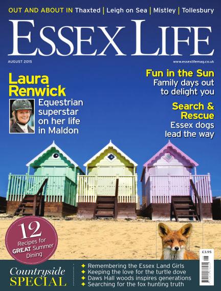 Essex Life July 10, 2015 00:00