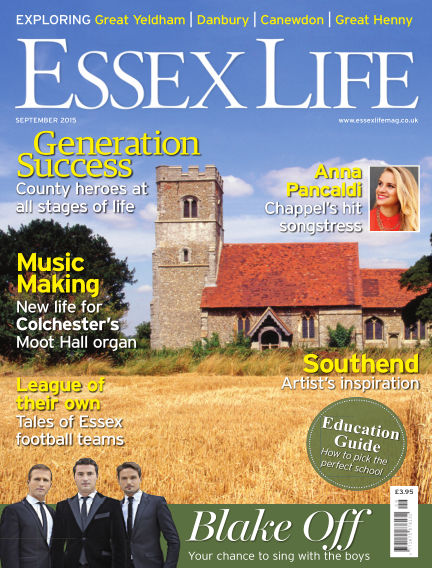 Essex Life August 14, 2015 00:00