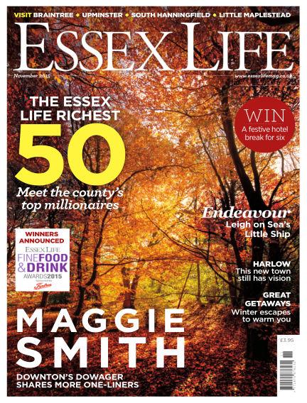 Essex Life October 16, 2015 00:00