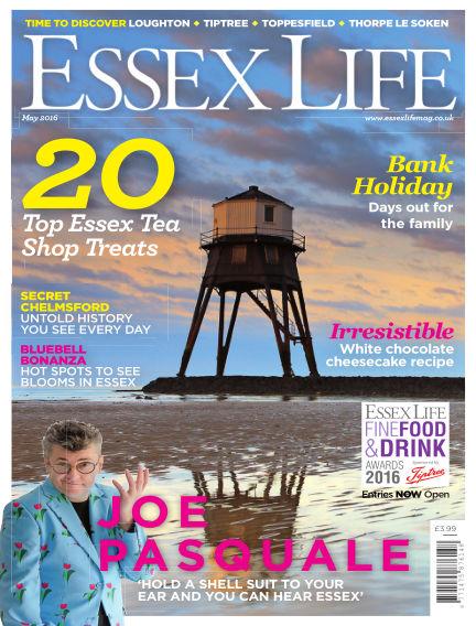 Essex Life April 08, 2016 00:00