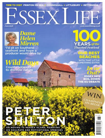 Essex Life May 13, 2016 00:00