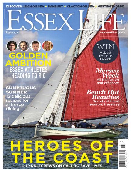Essex Life July 08, 2016 00:00