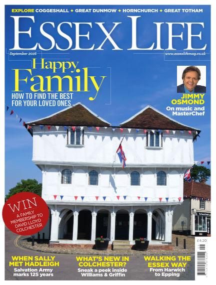Essex Life August 12, 2016 00:00