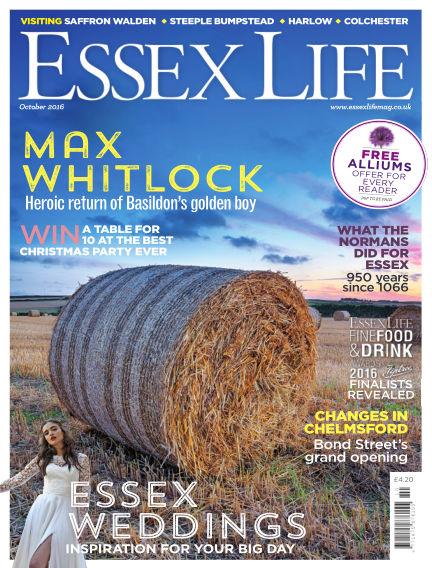 Essex Life September 09, 2016 00:00