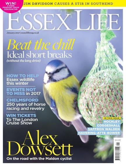 Essex Life December 15, 2016 00:00