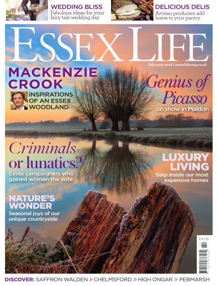 Essex Life January 18, 2018 00:00
