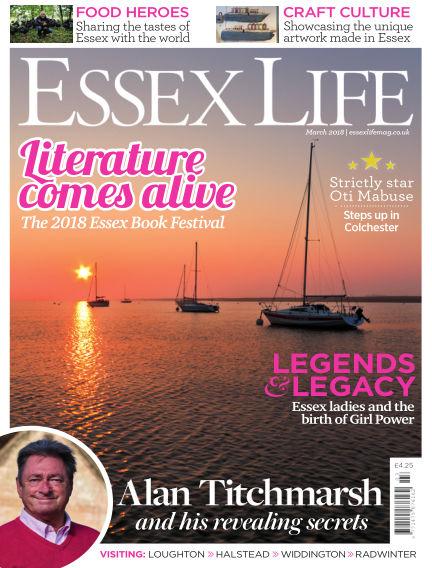 Essex Life February 15, 2018 00:00