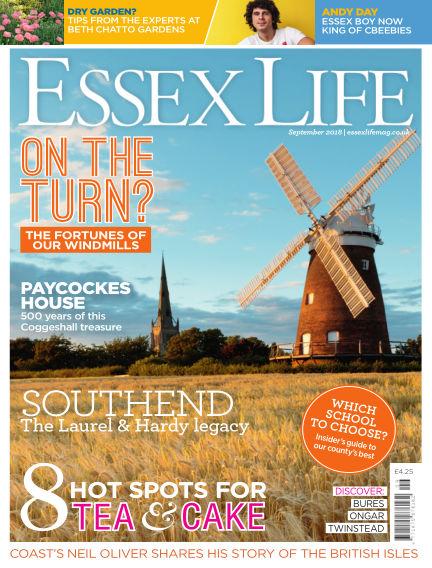 Essex Life August 16, 2018 00:00