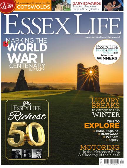 Essex Life October 18, 2018 00:00