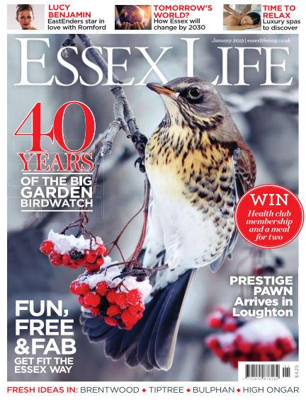 Essex Life December 20, 2018 00:00