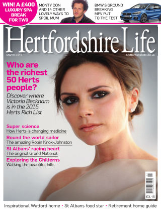 Hertfordshire Life March 2015