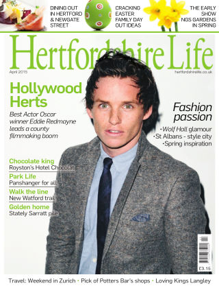 Hertfordshire Life April 2015