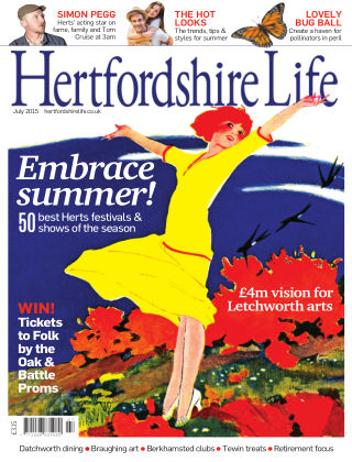 Hertfordshire Life July 2015